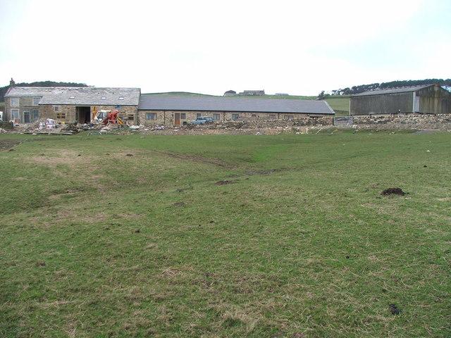 Haygill Farm.