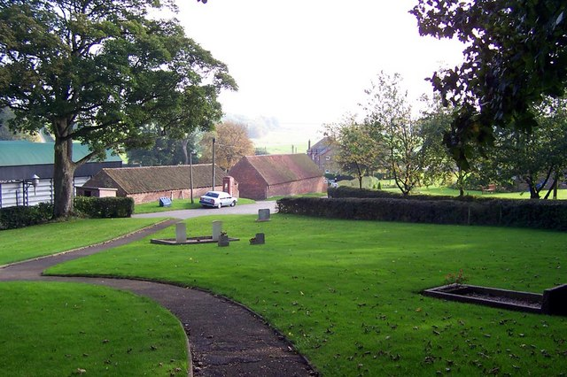 Cuxwold Churchyard