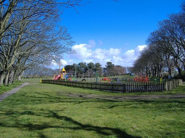 Poulsom park, Castletown