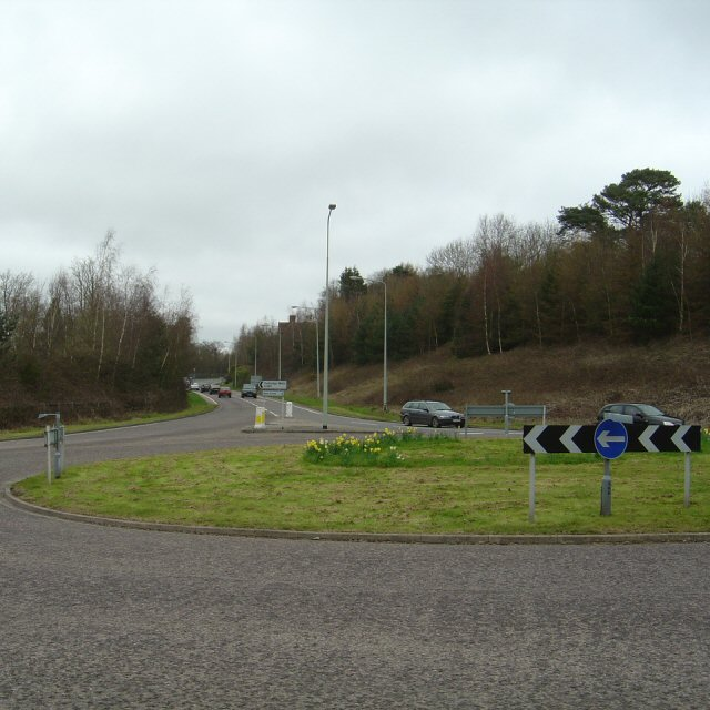 The Mayfield by-pass
