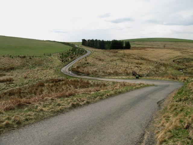 Lammermuir Road