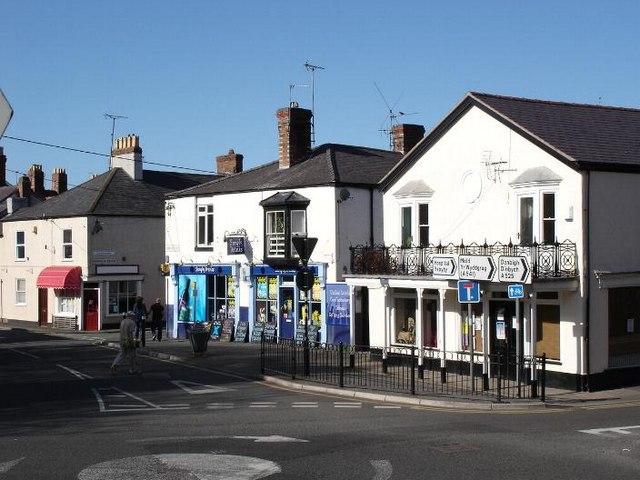 Village 'city' centre