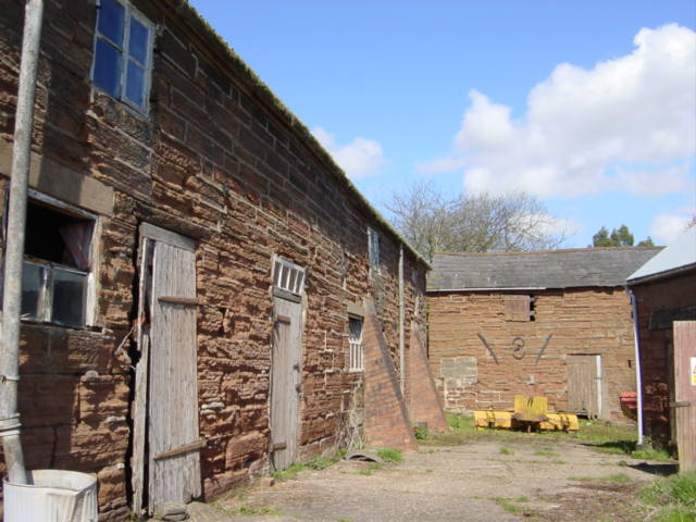Outbuildings, Tirley Farm