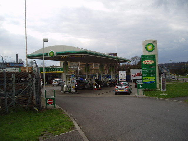 BP Service Station, Edgington Way, Ruxley Corner, Kent