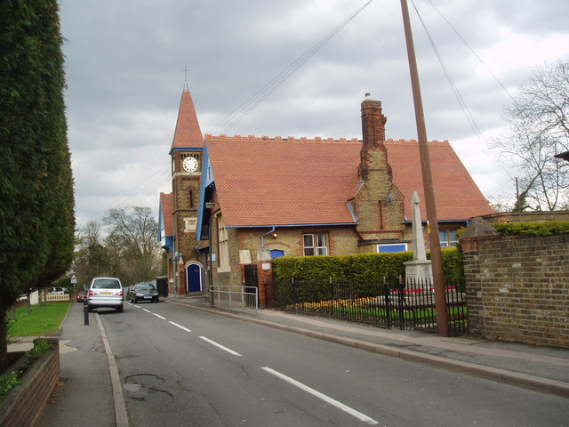 Harenc Preparatory School, Foots Cray, Kent