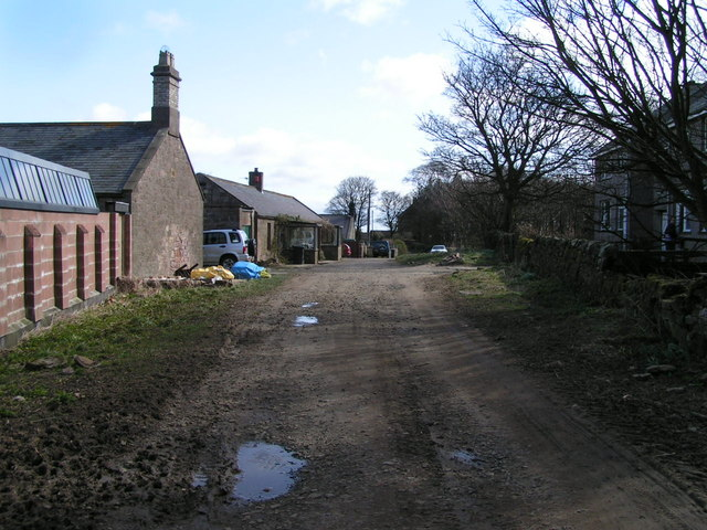 Wandylaw from the west