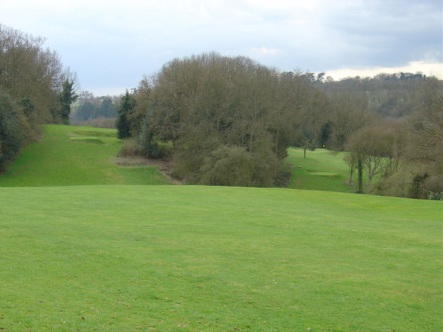 Boxmoor Golf course