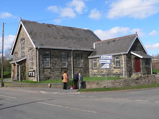 Pilley Methodist Chapel