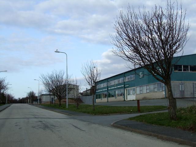 Cibyn Industrial Estate