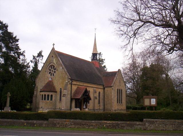 St. Paul's Church, Tonbridge Road