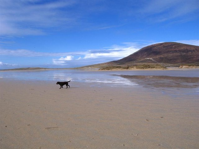 Behind the Sand Dunes, Traigh Scarasta