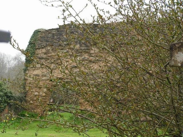 Robertsbridge abbey (rems of)