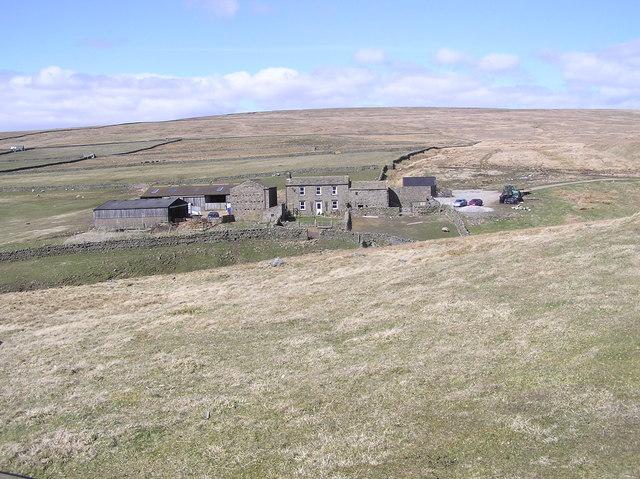 Shaw Farm.