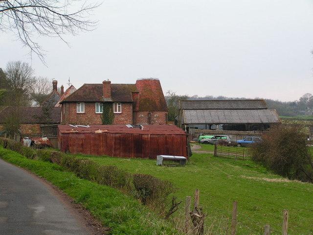 Converted Oast House, Haiselsman Farm