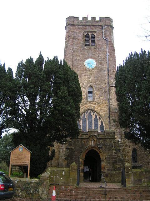 St Mary the Virgin Church, Salehurst