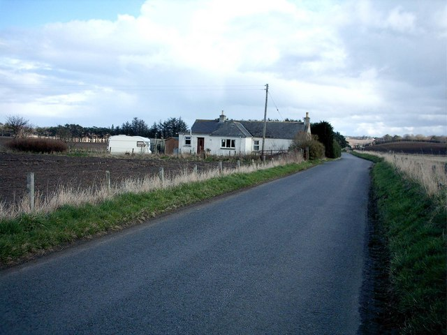 Cottage at Parks of Innes near Lhanbryde