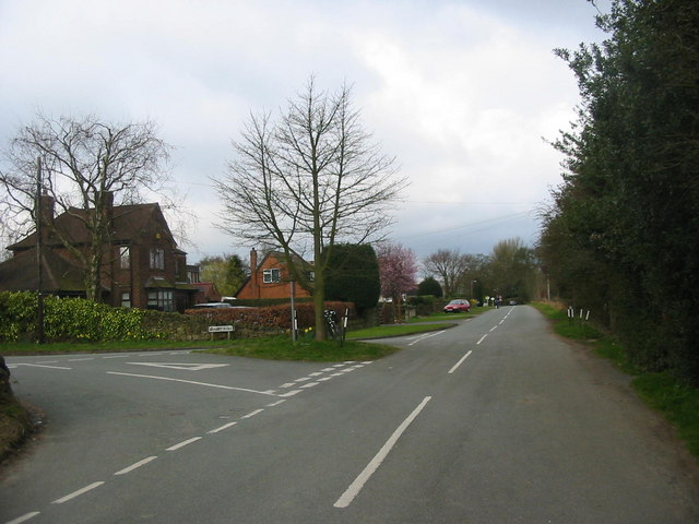 Brackely Gate Road Junction