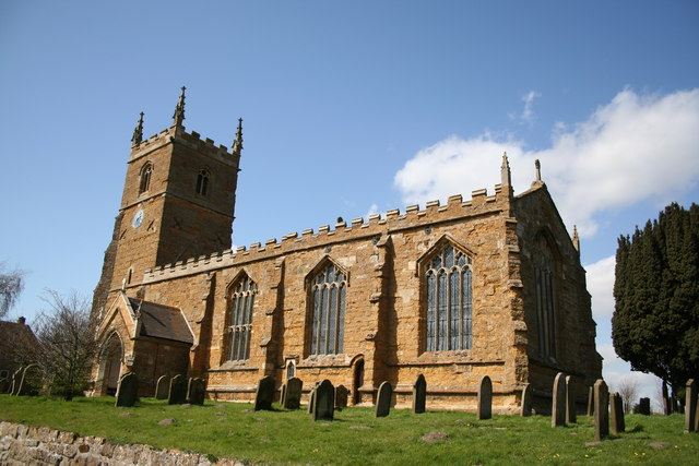 St.Peter's church, Middle Rasen, Lincs.
