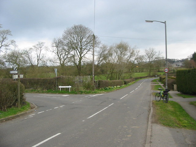 Woodside Road Junction