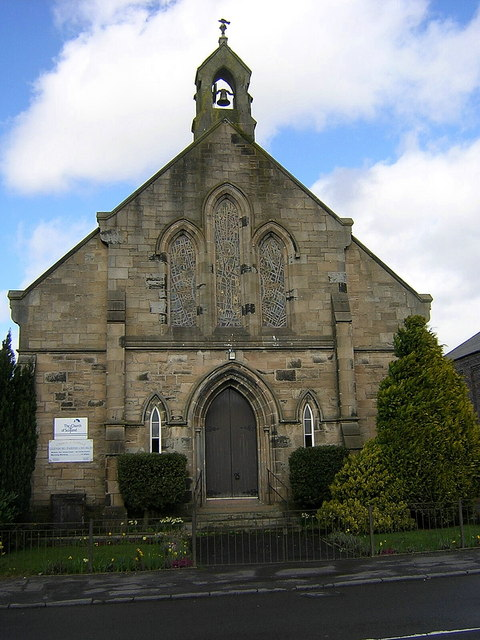 Glenboig Parish Church