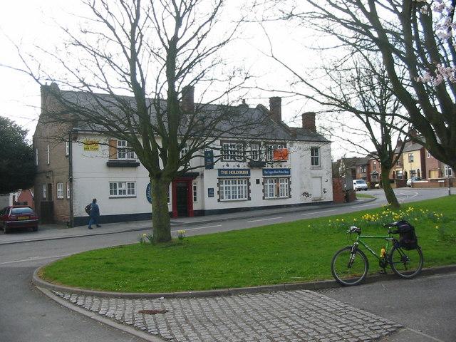 The Hollybush at Marehay