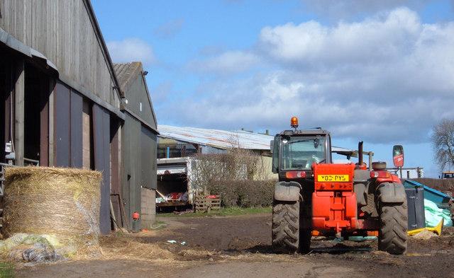 Easter Kinleith Farm