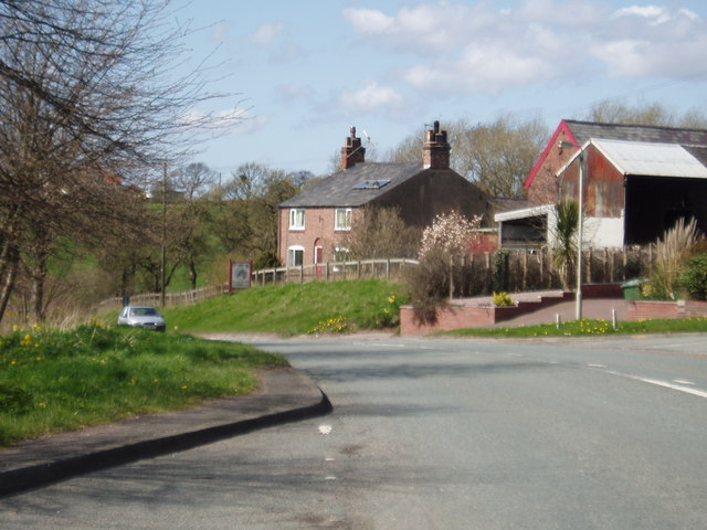 Hill Farm, Northwich Road(A533) Dutton