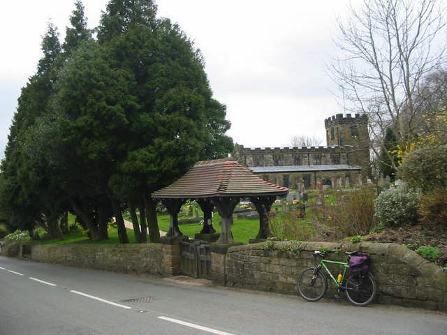 Pentrich Church
