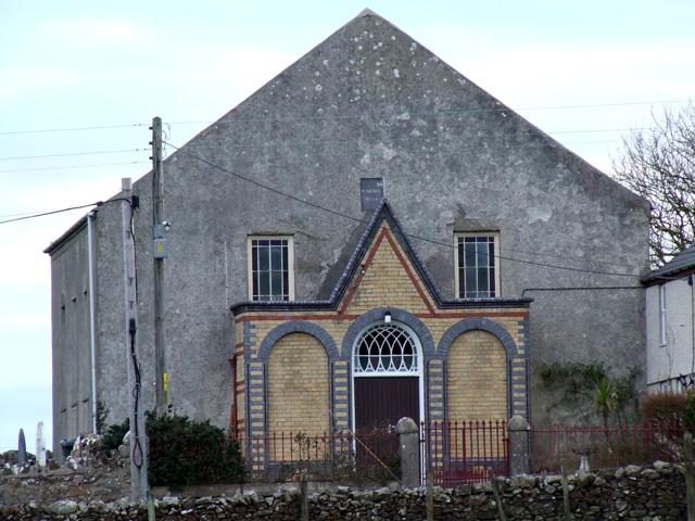 Chapel at Carmel