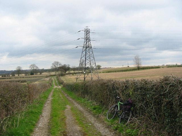 Site of Longcroft Farm