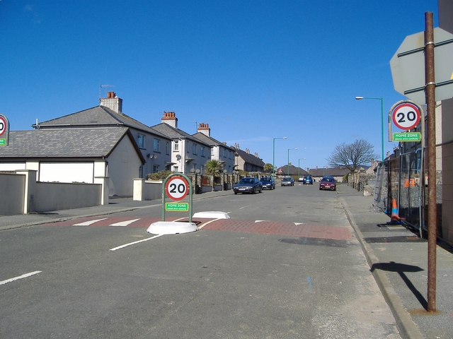 James road, Castletown