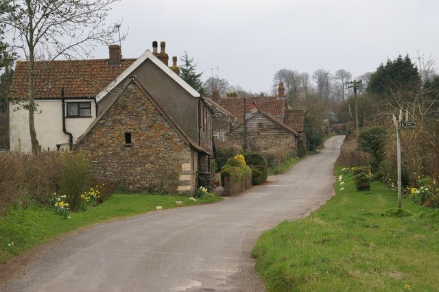 Cottages, Road To Winford Manor