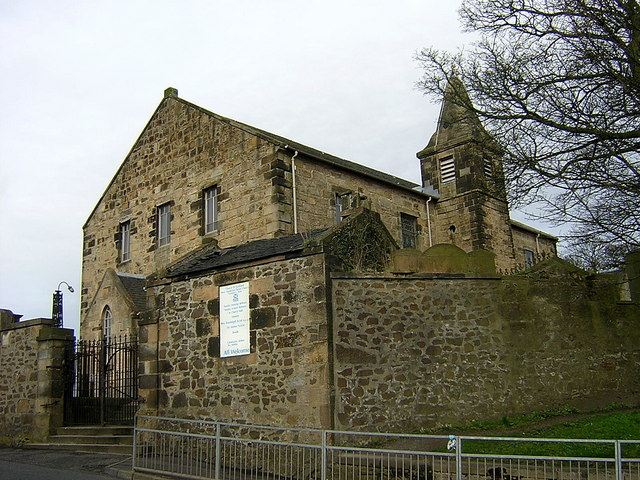 New Monkland Parish Church