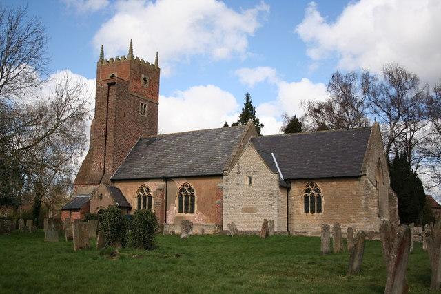 St.Swithun's church, Kirklington