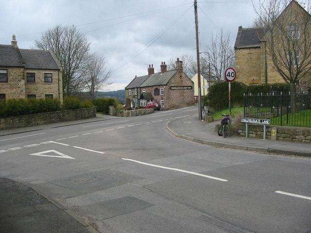 Hallfield Gate