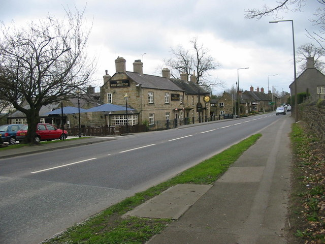 Greyhound Pub in Higham