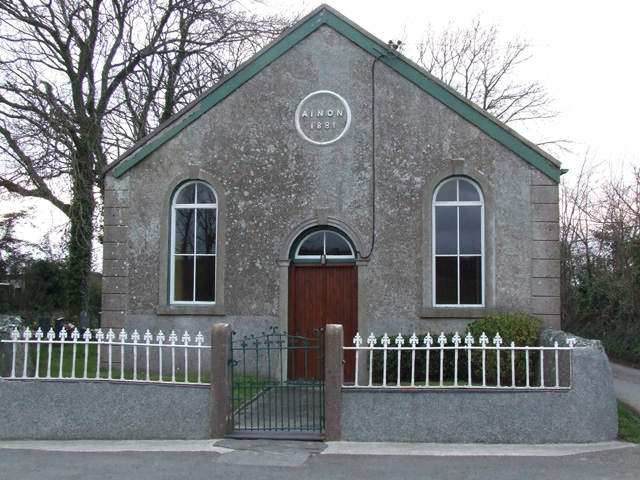 Ainon Chapel at Pen Llyn