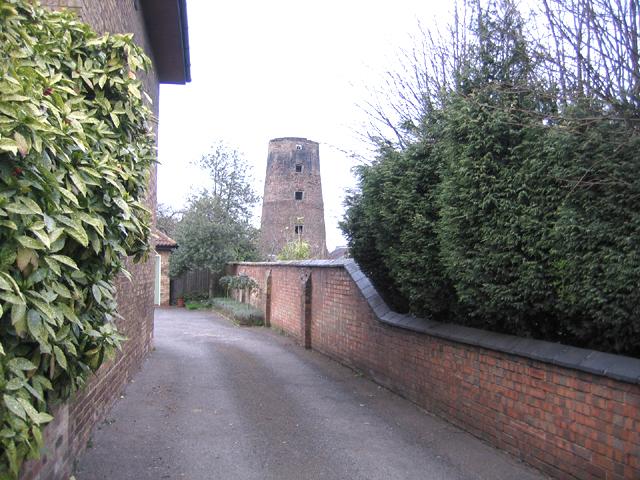 Elderkin's windmill, Whittlesey, Cambs