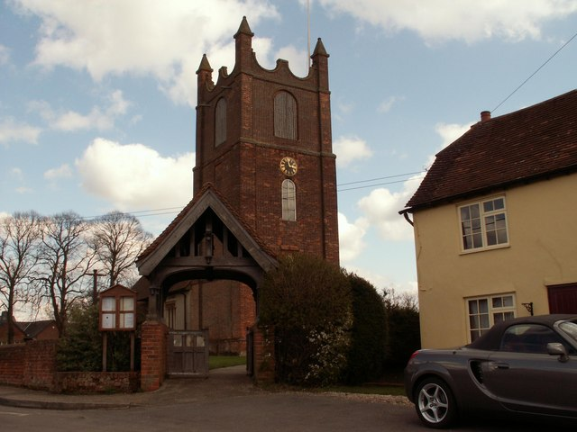 St. Margaret of Antioch church, Toppesfield, Essex