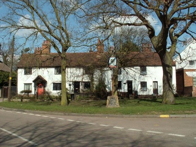 Village sign, Great Yeldham, Essex