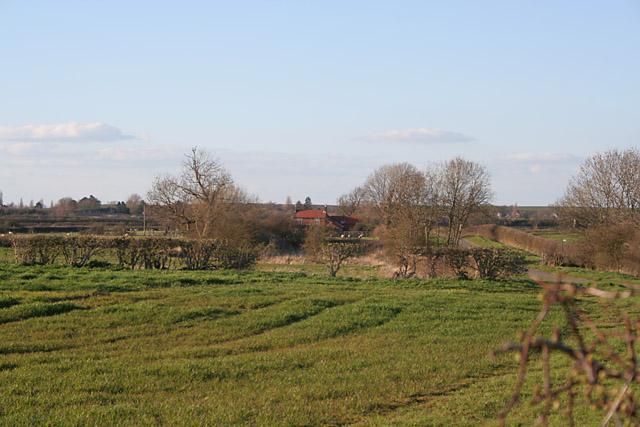 Farmland near Bottesford