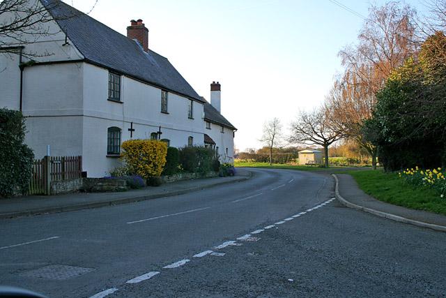 Easthorpe near Bottesford, Leicestershire