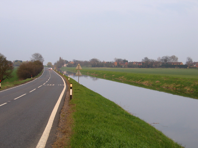 Wells' Bridge road, Ramsey, Cambs