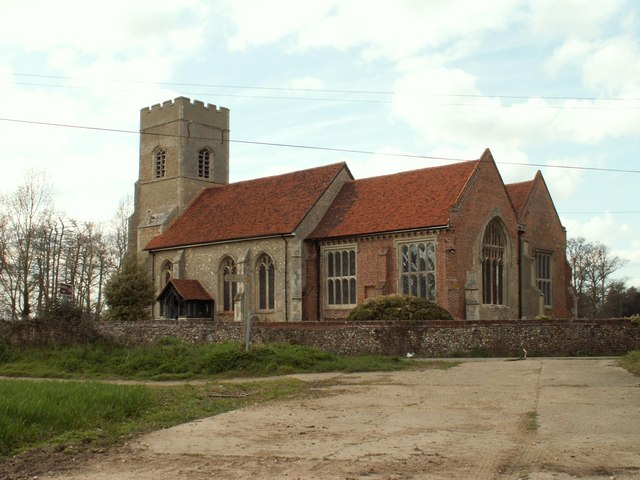 St. Katharine's church, Gosfield, Essex