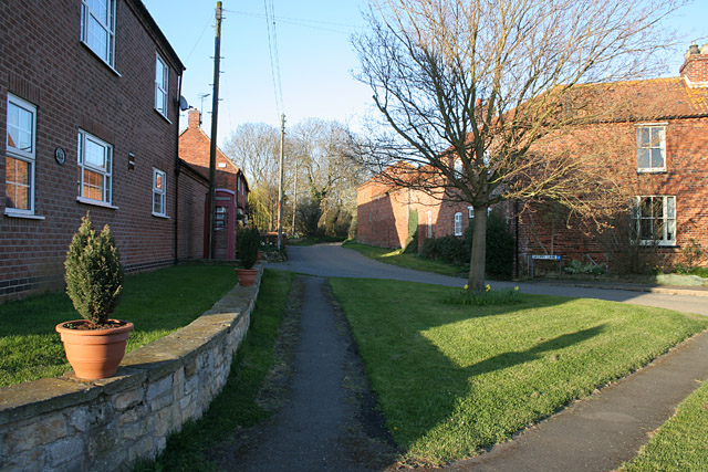 Skerry Lane, Muston