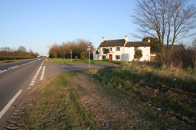 Muston Gap