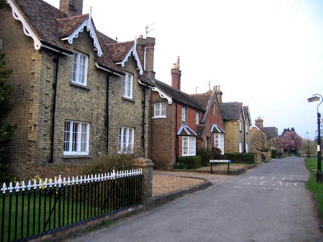 Church Green, Ramsey, Cambs