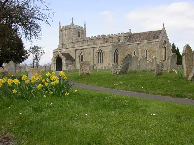 St Mary's Church, Woodnewton