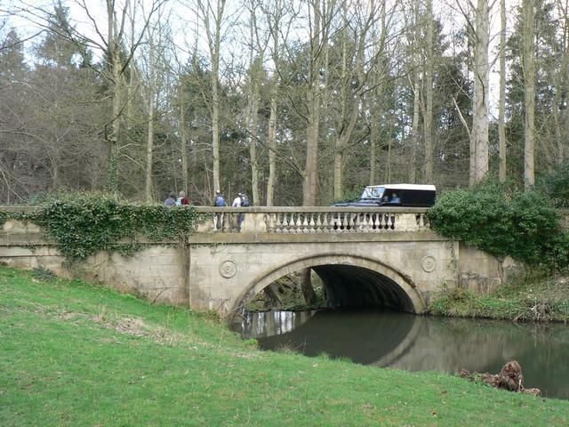 New Bridge, Piper Wood, Harewood Estate