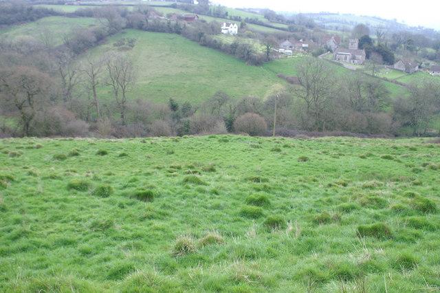 Down Hill Lumps